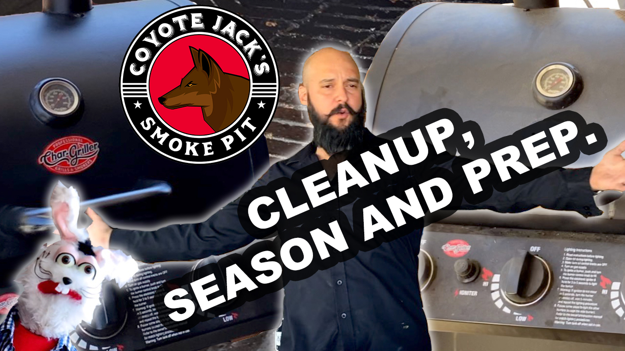 S2E1 – Cleanup, Season and Prep.
